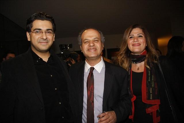 دانيا ووسام الباشا وبول مرقص