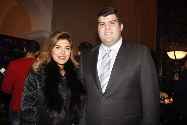 ميشال وساندرا أسمر