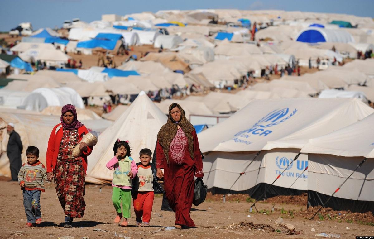 اللاجئون السوريون بحاجة إلى كل مساعدة
