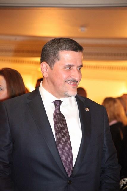 سفير قطر يوسف علي الخاطر