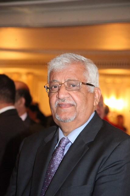 سفير اليمن ياسين سعيد نعمان