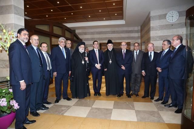 العشاء السنوي لرابطة الروم الكاثوليك في لبنان