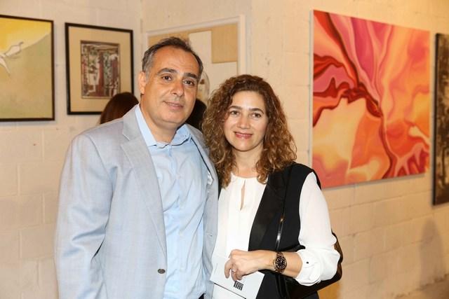عليا وهشام ناصر