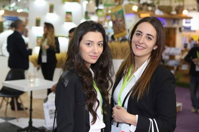 ريا الدويهي ومارشا إسكندر