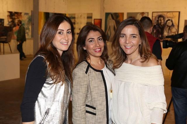 ديالا جارودي، صونيا عياد، ميرا أهمز