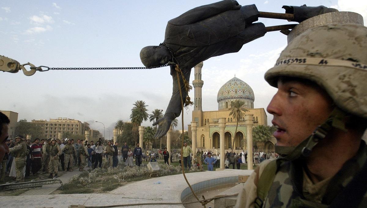 غزو العراق في 2003: إعتبره أوباما كارثة