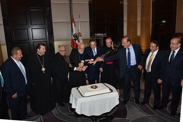 العشاء السنوي للمجلس الأعلى للروم الكاثوليك في لبنان