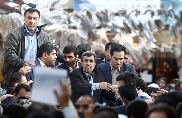 عودة محمود أحمدي نجاد؟