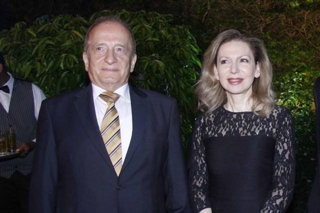 جومانا وجان تامر