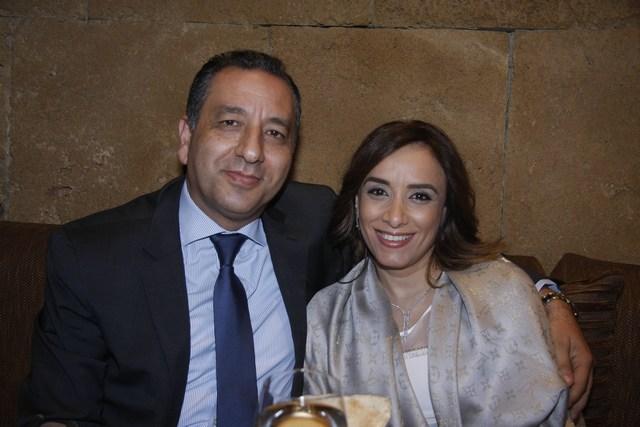 رولا وسعد الياس