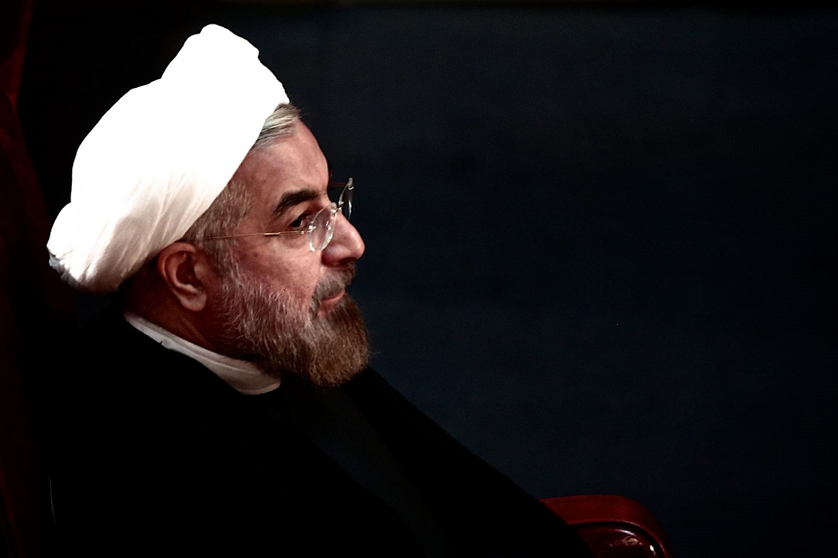 """الرئيس حسن روحاني: """"الشيخ الديبلوماسي"""""""