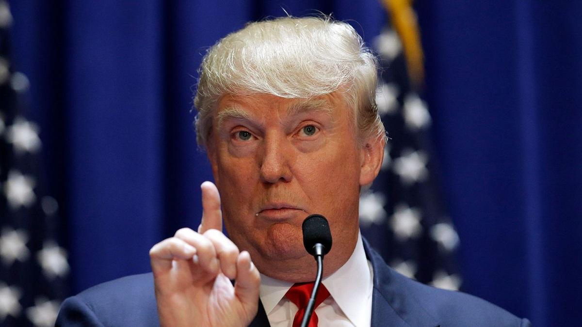 الرئيس دونالد ترامب: كان صريحاً أكثر من أسلافه