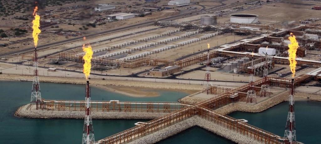 إيران تتجاوز قطر في صادرات الغاز الطبيعي في 2024
