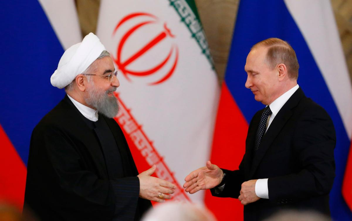 لماذا يجب أن تشعر الولايات المتحدة بالقلق إزاء لعبة إيران في سوريا