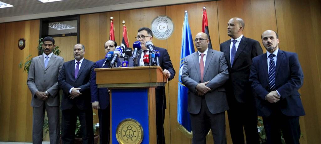 حان الوقت لملء الفراغ في ليبيا وإيجاد حلٍّ سياسي لا عسكري وإلّا فعليها السلام