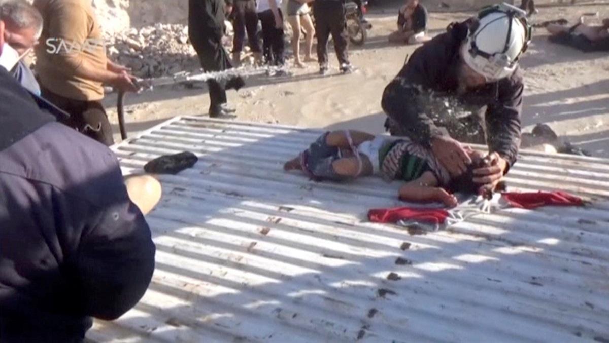 هل ستكون هناك محاسبة لمرتكبي الفظائع في سوريا؟
