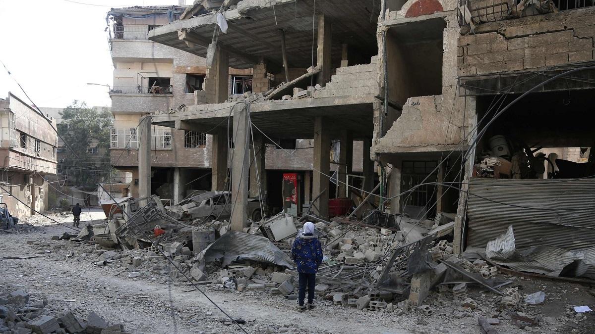 كيف روَّع النظام السوري معارضيه بكل أنواع الأسلحة القاتلة والمُدَمِّرة!