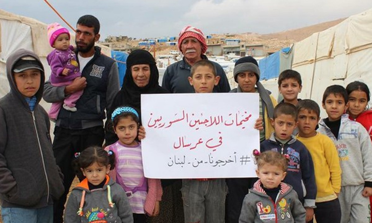 الغرب يضغط لإعادة اللاجئين السوريين إلى البلدان المجاورة، وهذه تضغط لإعادتهم إلى ديارهم