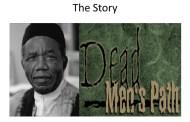 طريق الموتى