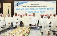 الكويت تَتَّخِذُ خطواتٍ لتشجيع النمو الصناعي وتنافسية التصدير