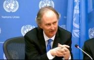 هل ينجح المبعوث الخاص الجديد للأمم المتحدة إلى سوريا؟