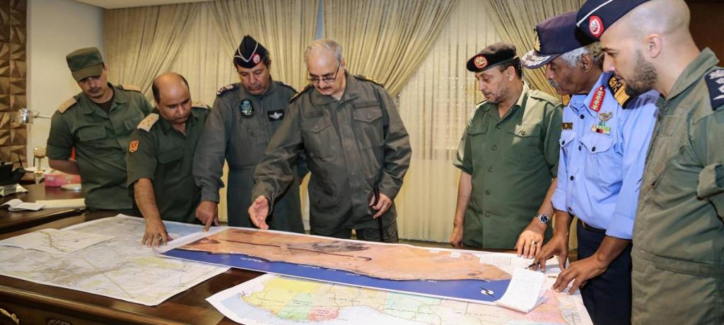 التأقلم مع ليبيا الجديدة