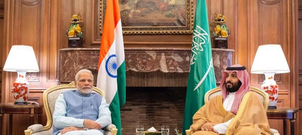 المملكة العربية السعودية تُمتّن علاقتها بالهند رغم دعمها لباكستان!