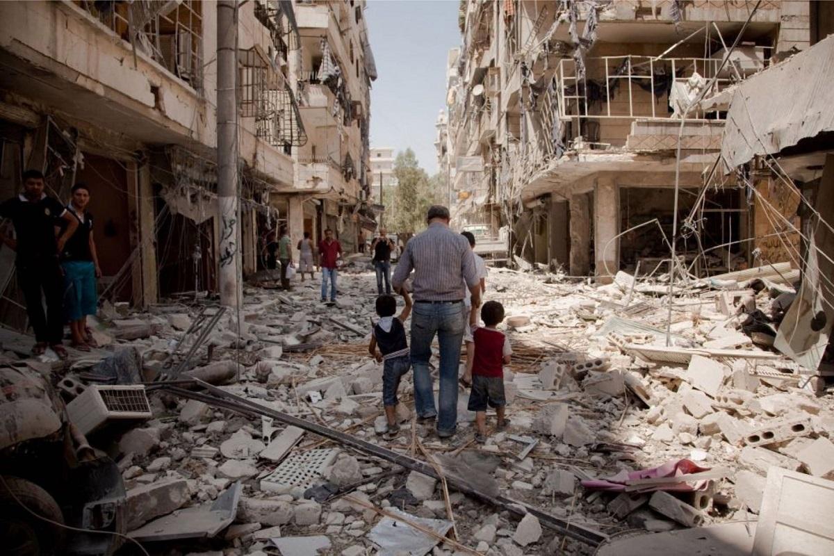 الإستثمارات لن تأتي قريباً إلى سوريا والأعمال فيها لن تسير كالمعتاد إلى حين!