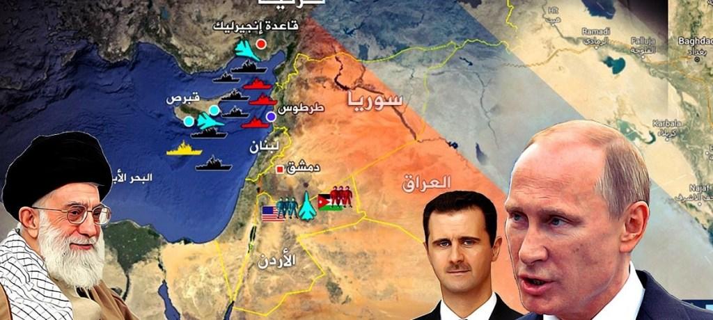 إنخراط إيران في سوريا يُغيّر أسلوبها الحربي وطريقة مواجهتها العسكرية مع أميركا