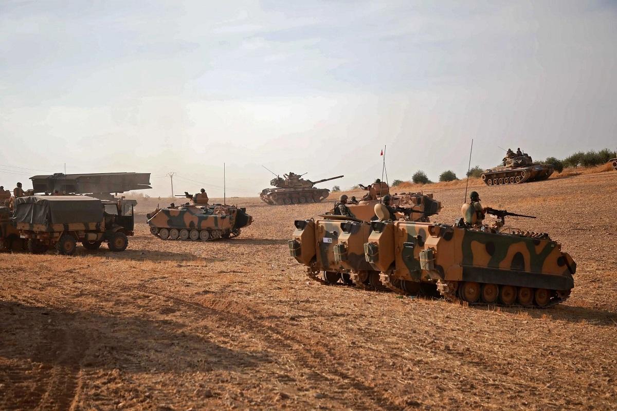 الأكراد على كفّ عفريت!