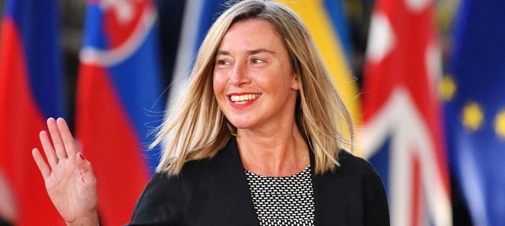 الإتحاد الأوروبي وعملية السلام الإسرائيلية-الفلسطينية في مَرحَلة ما بعد موغيريني