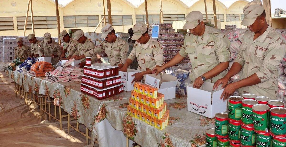 الإقتصاد العسكري في مصر يتوسّع بشكل كبير على حساب الإقتصاد الخاص