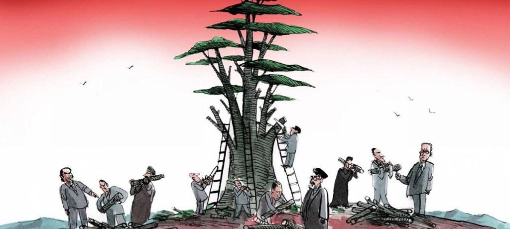 في لبنان كلُّ شيءٍ سقَطَ وانهار!
