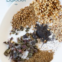 Making Dukkah