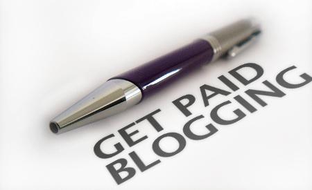 Bagaimana Para Blogger Menghasilkan Uang Dari Blog