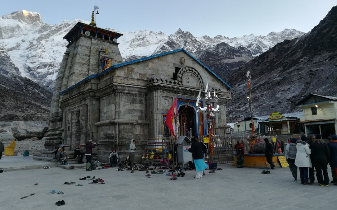 The Long Walk to Kedarnath
