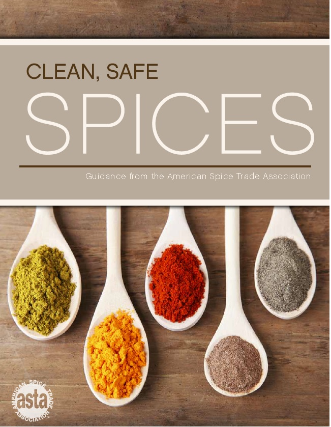 Food Safety ASTA The Voice Of The U S Spice Industry