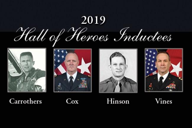 Hall of Heroes Header