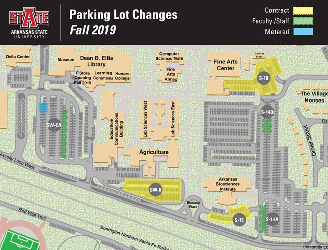 Parking Lots diagram