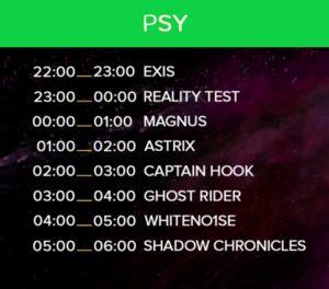 ASOT 900 Utrecht - PSY Trance - A State of Trance Live
