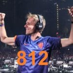 a state of trance 812