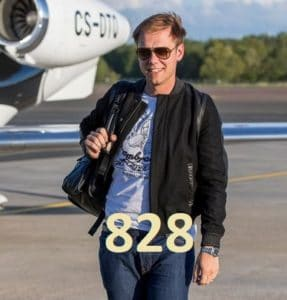 a state of trance 828