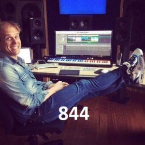 a state of trance 844