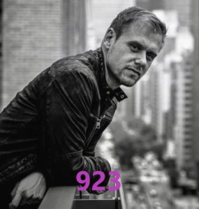 ASOT 923 - A State of Trance 923 - Free Live Stream and Download