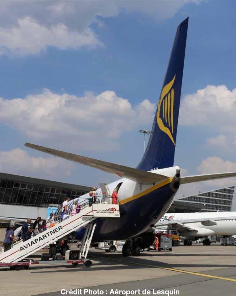 Asta Transport VTC - Aéroport de Lille-Lesquin