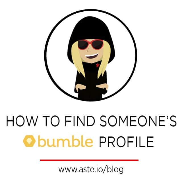 How To Find Someone's Bumble Profile - Aste