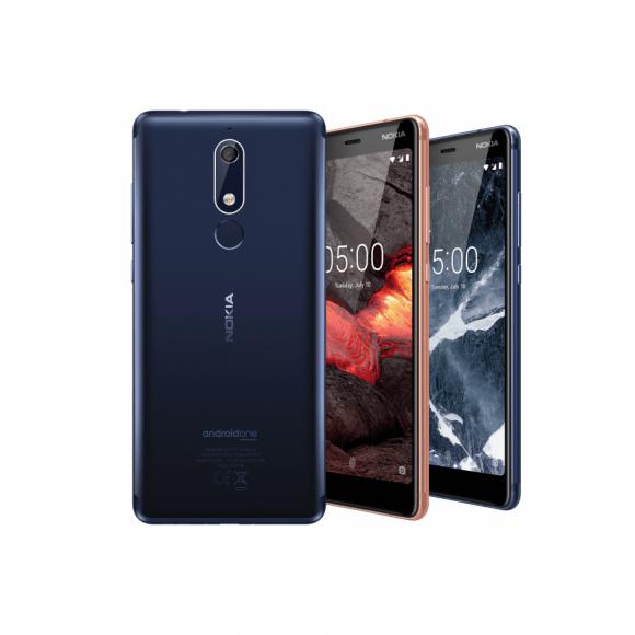 Российские пользователи узнали ценник Nokia 5.1