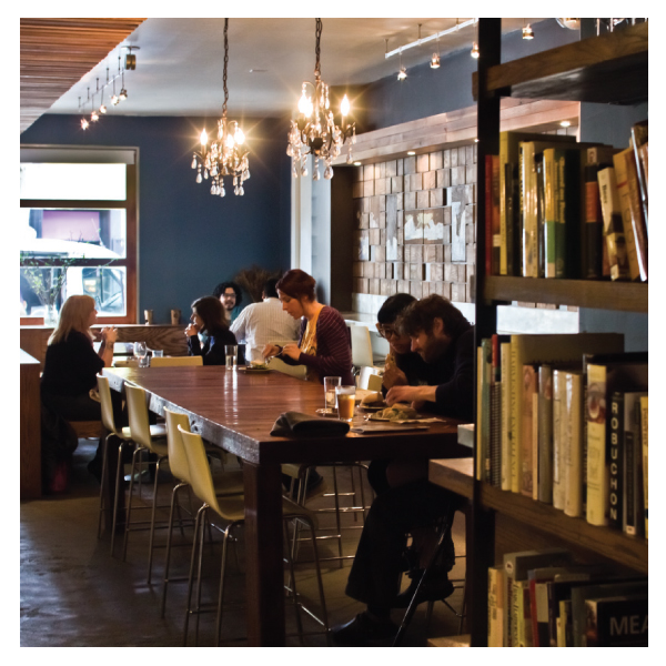Asterisk San Francisco Magazine | Food Issue #6 - DINE: Local: Mission Eatery