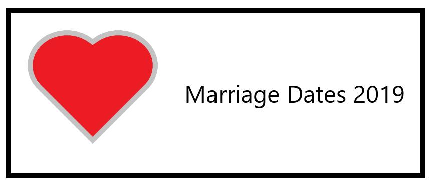 uttarra bhadrapad ,Marriage Date January 2019