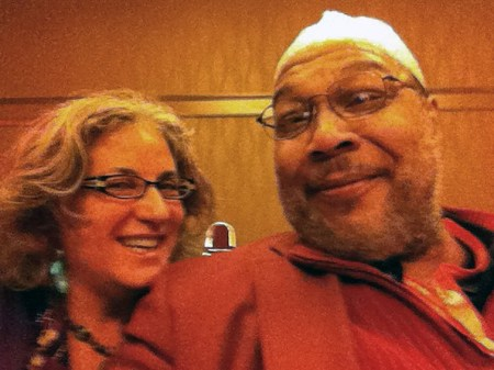 Rabbi Debra Kolodny | As the Spirit Moves Us. Creating Change '15 with Imam Daayiee
